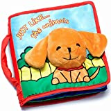 Best Books For A One Year Olds - PREMIUM SOFT COVER CLOTH BOOK for Babies Review