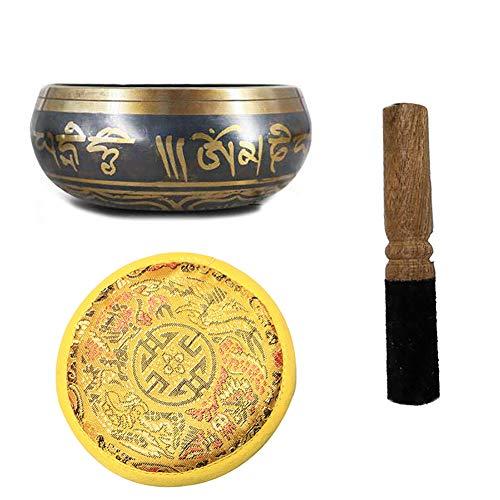Singing Bowls Calidad Conjuntos Regalo Cuenco Tibetano,Cuenco