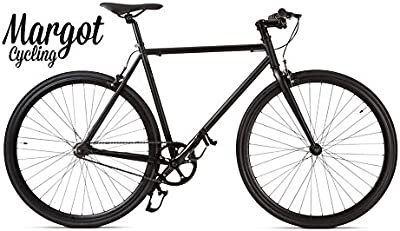Bici Fixie – Fixed Bike Modelo: Matt Black.