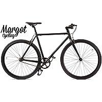 MARGOT Wild Boy 58 - Bici Scatto Fisso, Fixed Bike, Bici single speed, Bici fixie