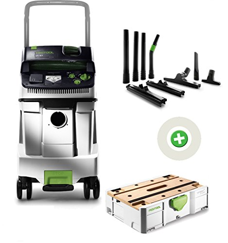 FESTOOL CLEANTEX CTL 48 - ASPIRADOR FESTOOL