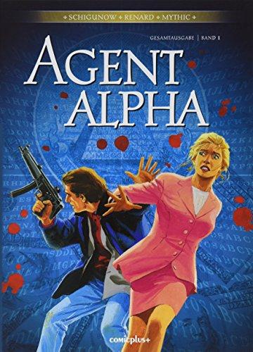 Agent Alpha - Gesamtausgabe