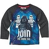 LEGO Star Wars Chicos Camiseta mangas largas - Gris