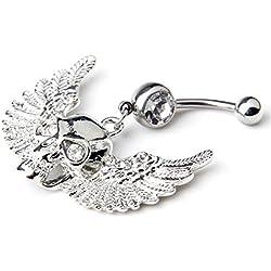 Anillo del vientre BODYA alas