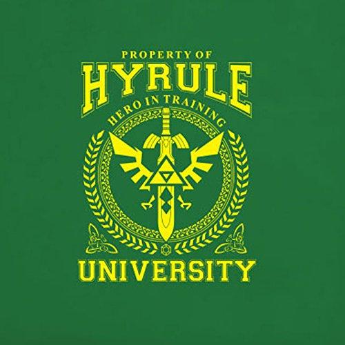 Hyrule University - Stofftasche / Beutel Rot