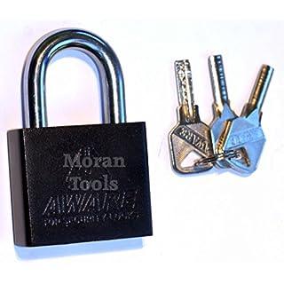 60mm Keys alike Waterproof Outdoor Padlock Same Key for all locks Heavy Duty