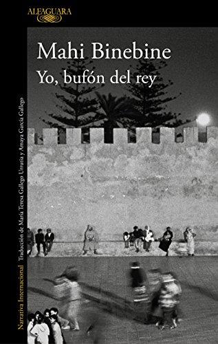 Yo, bufón del rey (LITERATURAS)