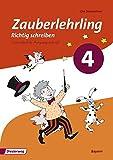 Zauberlehrling - Ausgabe 2014 für Bayern: Arbeitsheft 4 VA - Ute Steinleitner