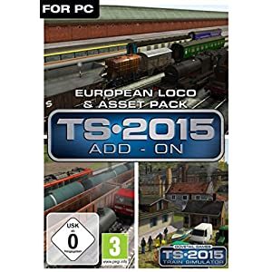 European Loco & Asset Pack [PC Steam Code]