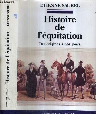 Histoire de l'équitation