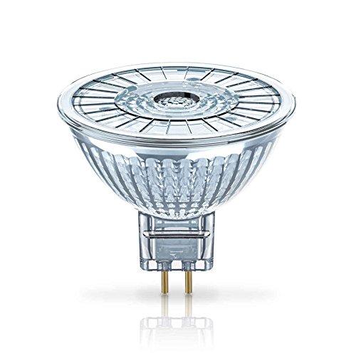 Neolux Ampoule LED Verre 4,60 W GU5.3 Argent