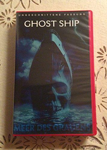 Preisvergleich Produktbild Ghost Ship (FSK 18) [VHS]