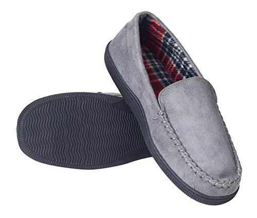 La Plage, Pantofole Da Uomo Grigie