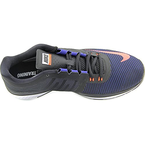 Nike Speed Zoom TR3 Chaussures de Sport Homme Azul / Naranja / Negro / Blanco (Mid Navy / Hypr Orng-Blk-White)