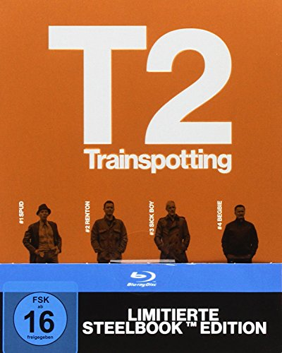 Bild von T2 Trainspotting [Blu-ray] [Limited Edition]