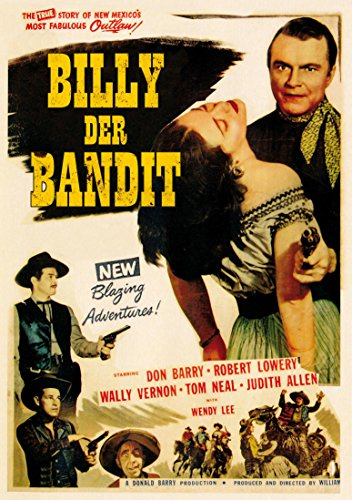 Billy der Bandit Cover