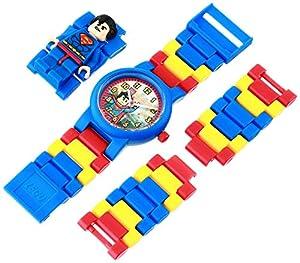 Reloj infantil modificable de LEGO