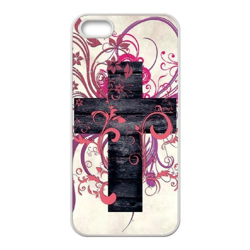 LP-LG Phone Case Of Jesus Christ Cross For iPhone 5,5S [Pattern-6] Pattern-6