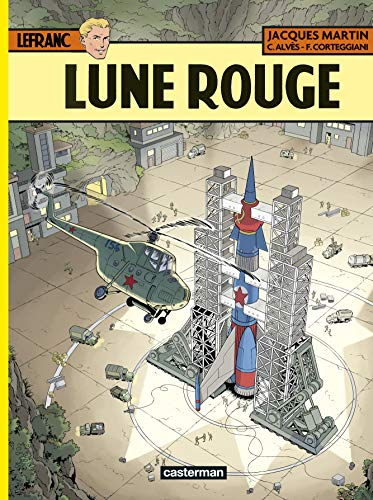 Lefranc, Tome 30 : Lune rouge par  (Album - May 22, 2019)