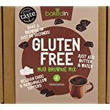 Bakedin Gluten Free Chocolate Mug Brownies Mix
