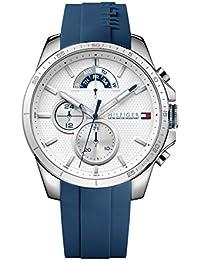 Tommy Hilfiger Analog White Dial Men's Watch - TH1791349J