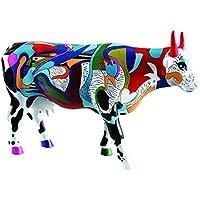 Preisvergleich für Unbekannt Cow Parade ziv' S Udderly Cool Cow