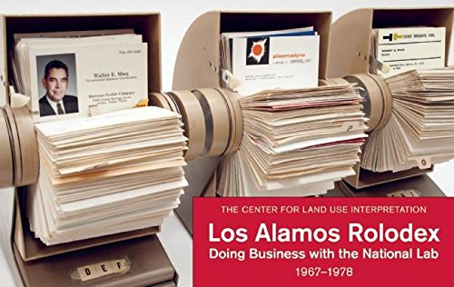 Los Alamos Rolodex: Doing Business with the National Lab 1967-1978