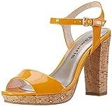 Tamaris 28002, Tongs Femme, Orange (Orange Patent 607), 36 EU