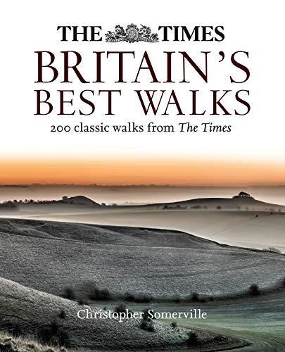 The Times Britain's Best Walks por Christopher Somerville