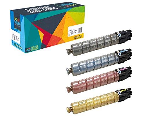 Preisvergleich Produktbild 4 Do it Wiser ® Toner Kompatibel für Ricoh Aficio SP C430DN SPC430e SP C430 SP C431DN SP C431 SP C440 SP C441 | Nashuatec | Rex-Rotary