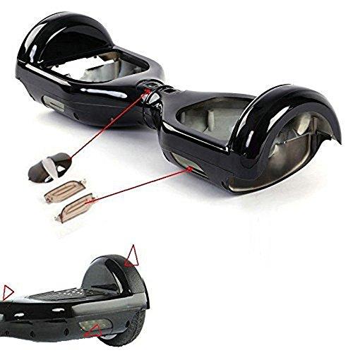 hanxiang Scooter exterior Carcasa arañazos pantalla de repuesto DIY para 6.5pulgadas 2ruedas...