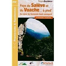 Pays du Salève et du Vuache à pied : 37 promenades & randonnées