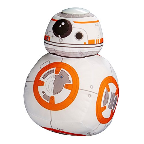 Star Wars BB-8 Plush Pal Night Light Soft Toy By GoGlow