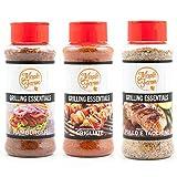 Miscela di spezie per carni - Kit da 3 confezioni
