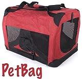 Scatola pieghevole animali cani gatto scatola per il trasporto cani in XL