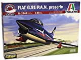 Italeri - I2740 - Fiat G91 P.a.n. by Italeri