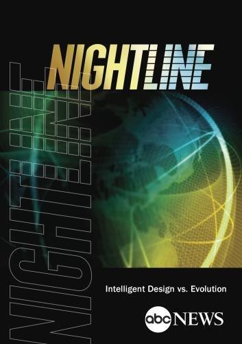 Preisvergleich Produktbild ABC News Nightline Intelligent Design vs. Evolution