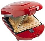 Bestron ADM2003R 3in1 Snack Maker: Sandwich, Waffeln und Grill