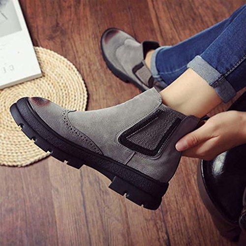 Heart&M Novit¨¤ per l'autunno/inverno avvio spazzolare via la vecchia banda elastica piattaforma Lady scarpe a