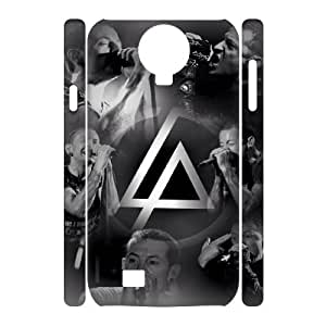 Linkin Park Design Discount Personalized 3D Hard Case Cover for SamSung Galaxy S4 I9500, Linkin Park Galaxy S4 I9500 3D Cover