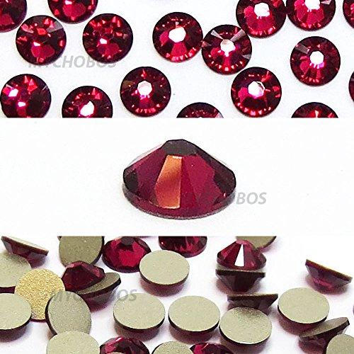 Ruby (501) Swarovski 2058 Xilion/New 2088 Xirius 16SS flatbacks sans hotix Nail Art strass 4 mm ss16 * * * * * * * * * * * * * * * * LIVRAISON GRATUITE à partir de mychobos) * * * * * * * * * * * * * * * *