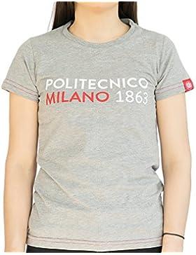 Politecnico Milano 1863 T-Shirt Linea Milano - Donna
