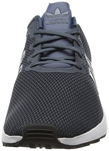 adidas Herren ZX Flux ADV Low-Top Blau (Bold Onix/Bold Onix/Core Black)