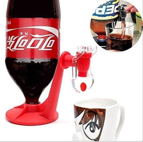 uchic 1pcs Gadgets de cocina Magic Tap Saver dispensador de soda botella Coque Upside Down agua potable Dispense Party Bar Herramienta