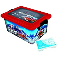 Playmobil 064671 Large Storage Box 23 L with Compartments