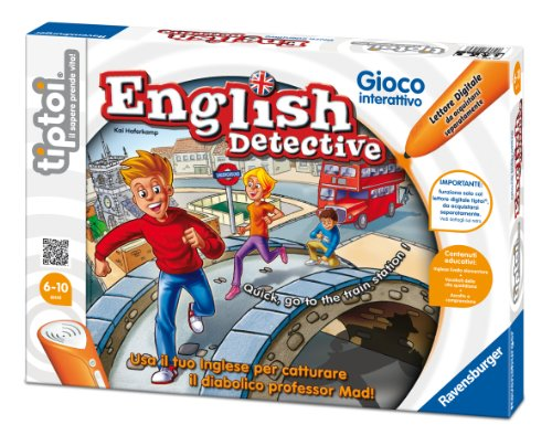 TIP TOI ENGLISH DETECTIVE 569