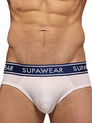 Supawear -  Slip  - Uomo Bianco