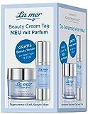 La mer Advanced Skin Refining Beauty Kennenlernset - Cream Tag 50 ml mit Parfum & Serum 15 ml ohne Parfum