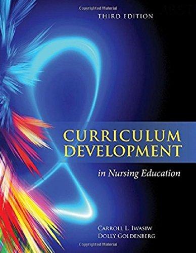 Curriculum Development in Nursing Education (Nurse Dolly)