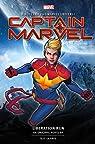 Captain Marvel par Sharpe